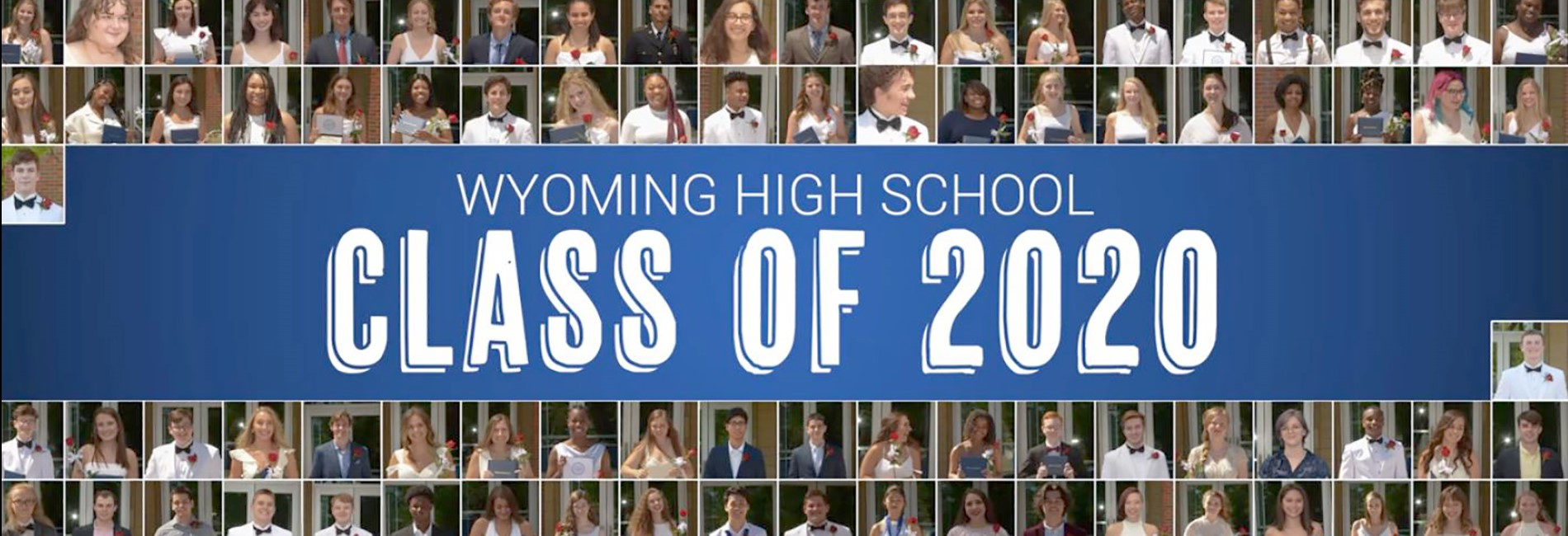 Photos of the Class of 2020